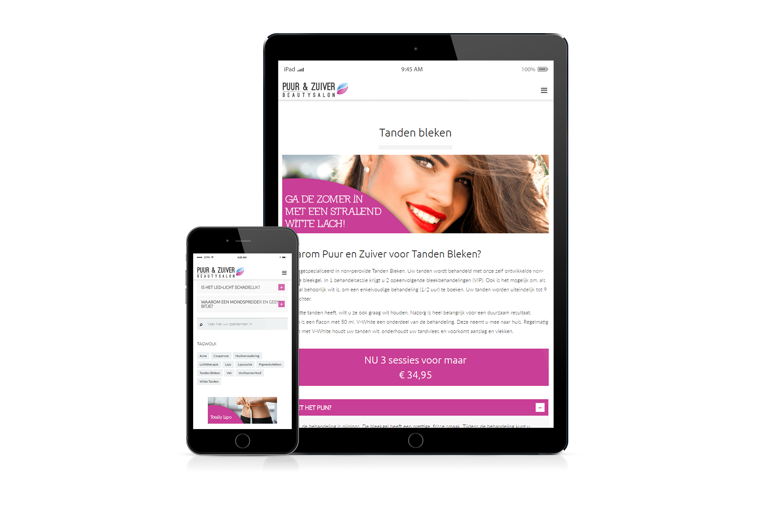 Worpress website ontwikkelen Eindhoven