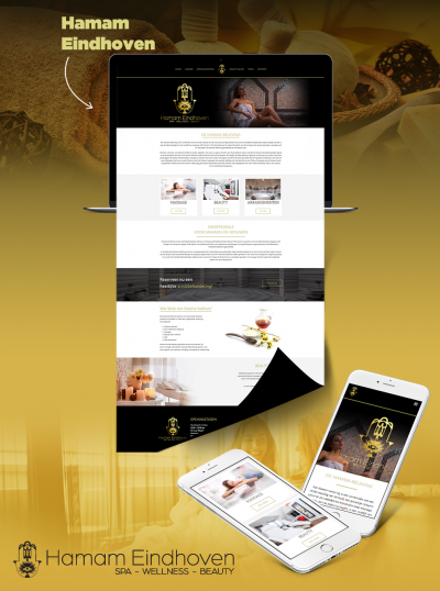 Website Hamam Eindhoven