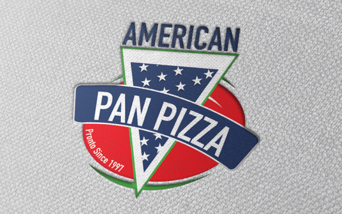 Logo American Pan Pizza