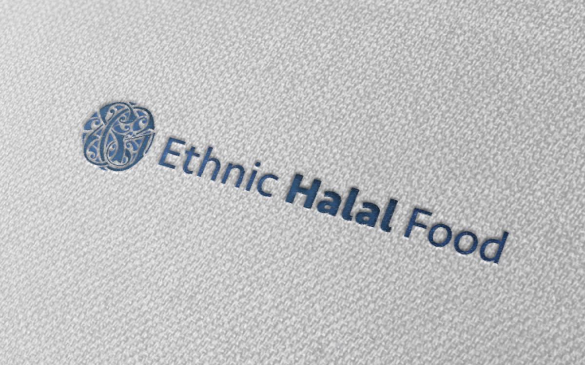 Logo Ethnic Halal Food