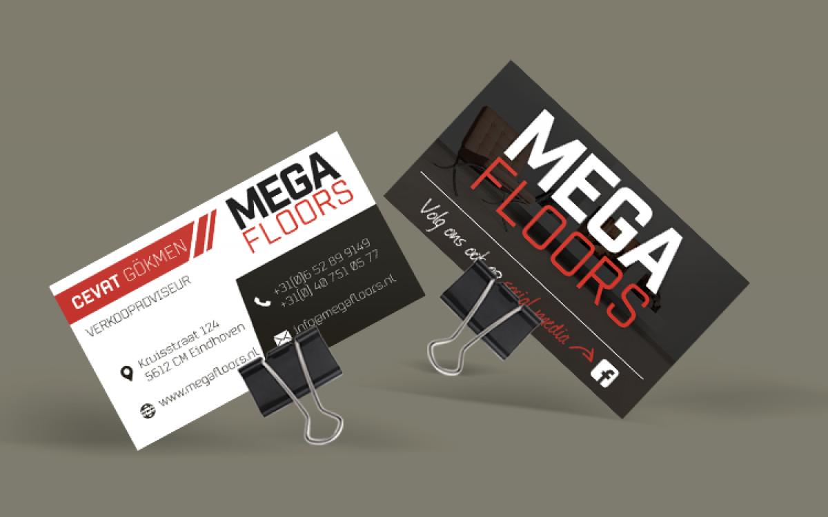 Mega Floors Visitekaart