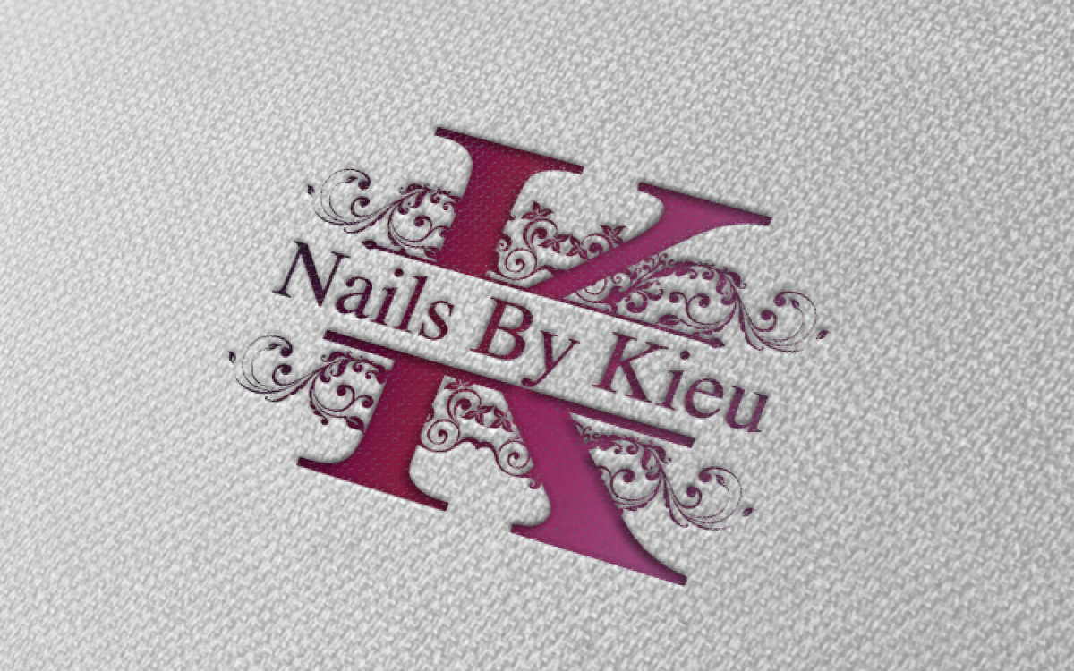 Logo Nails By Kieu