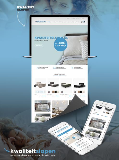 Webshop Kwaliteitslapen