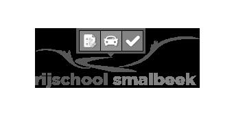logo rijschool smalbeek